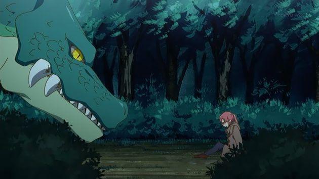 小林さんちのメイドラゴン 12話
