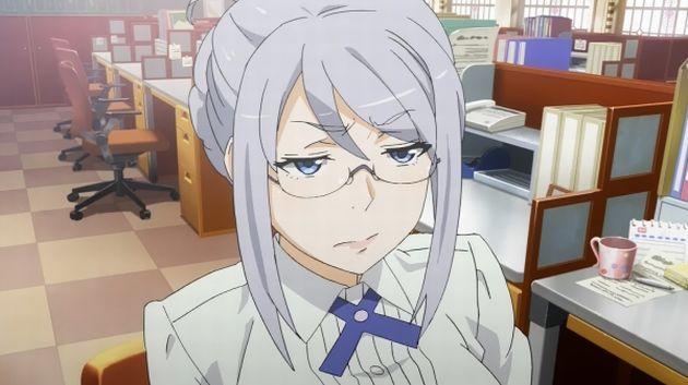年増キャラ アニメ