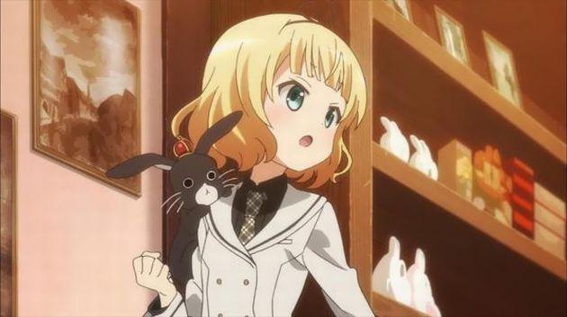 アニメ『ごちうさ』のウサギ『あんこ』って実は不人気なの…!?(画像・解説あり)
