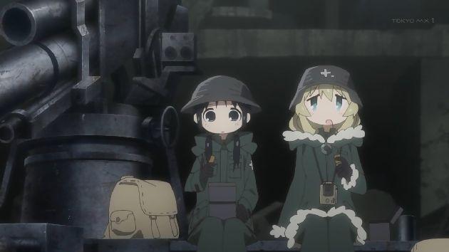 少女終末旅行 10話 (14)