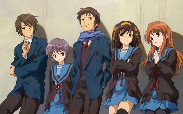 アニメ アニメキャラ 制服 かわいい