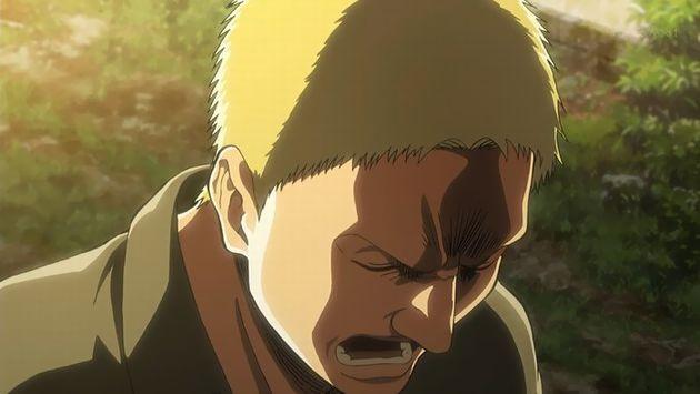 進撃の巨人 Season2 28話
