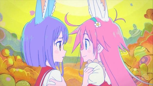 変身するアニメ