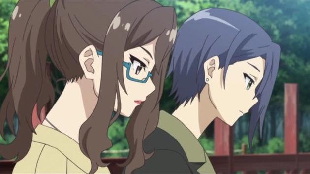日常系アニメ キャラ