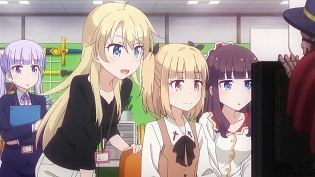 「NEW GAME!!」3話 (12)