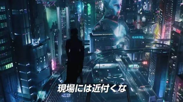 映画 実写版 攻殻機動隊 ゴースト・イン・ザ・シェル