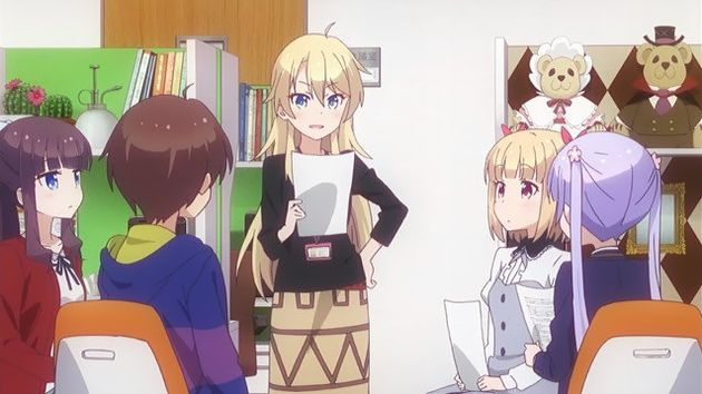 「NEW GAME!!」2話 (07)