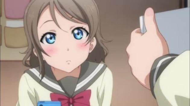 ラブライブ! 瞳が綺麗なキャラ