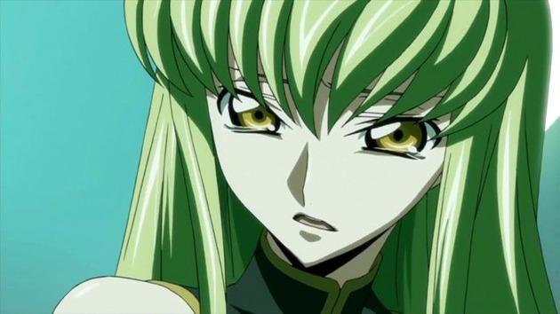 緑髪 キャラ 不人気