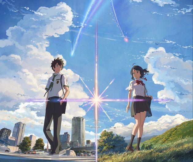 君の名は。 新海誠 アニメ映画