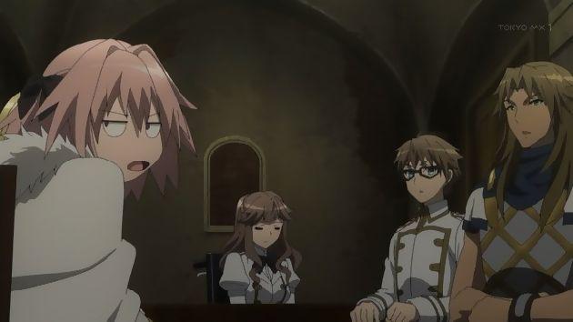 Fate/Apocrypha 19話