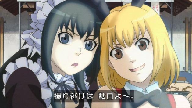 学べるアニメ
