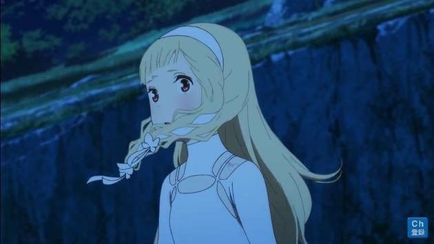 アニメ映画 さよならの朝に約束の花をかざろう