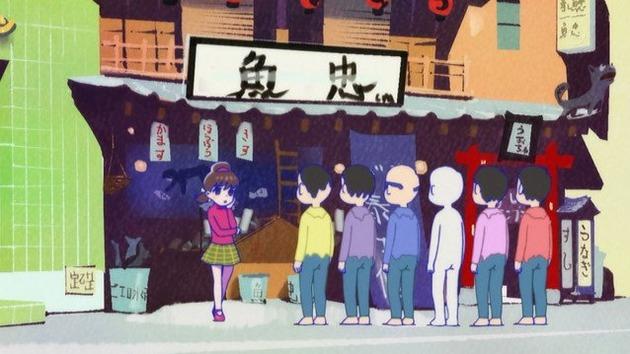 おそ松さん 2期 2話 (30