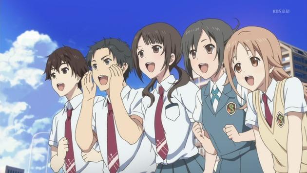 文化祭パート 面白いアニメ