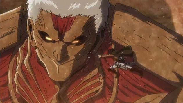 「進撃の巨人 Season2」36話 (12