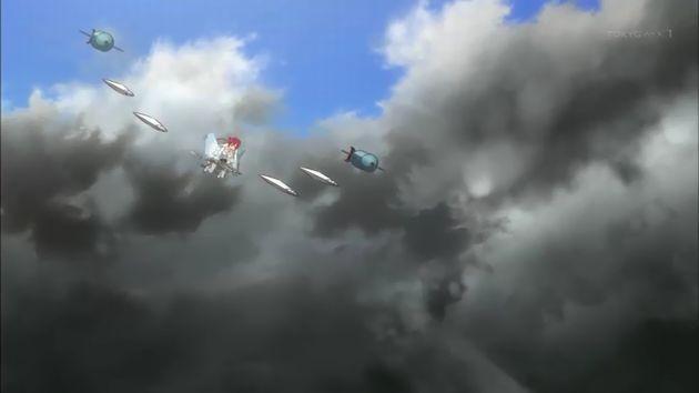終末のイゼッタ 9話 感想