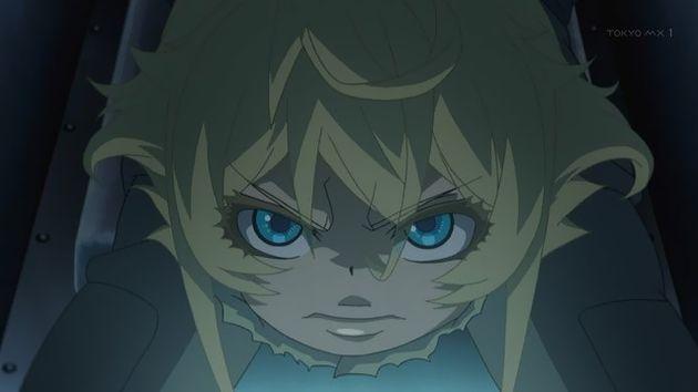【幼女戦記】第9話 感想 可愛い部下に致命的なダメージを与えた憎き敵の名は…ジャガイモ!!(画像)
