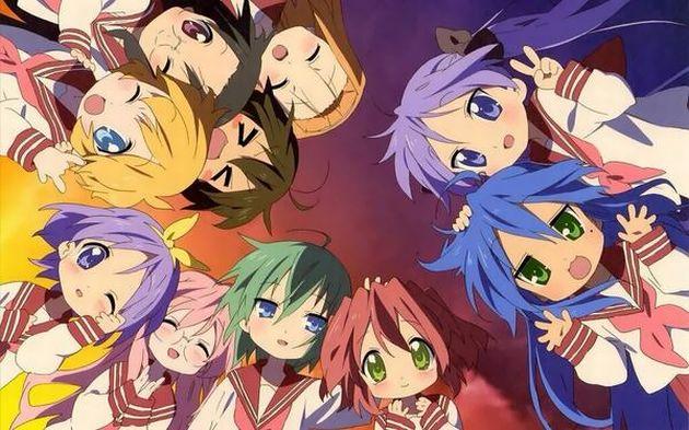 アニメ『らき☆すた』で一番好きなキャラクターは誰なの・・・!?やっぱり『かがみん』なの・・・!?(画像・動画あり)