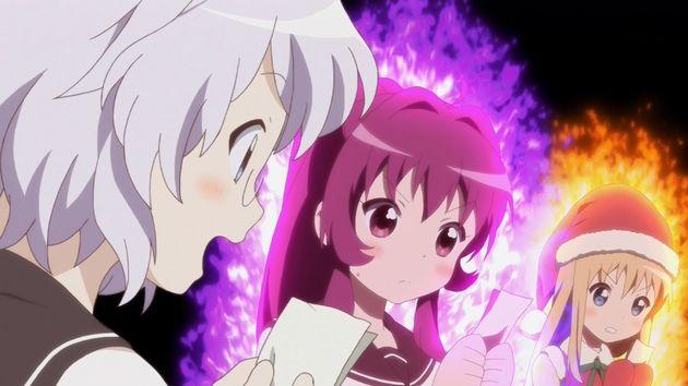 アニメ『ゆるゆり』の杉浦綾乃ちゃんが歳納京子と結ばれない運命って本当なの・・・?(画像・補足あり)