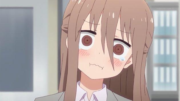 干物妹!うまるちゃんR 12話 (14)
