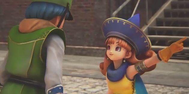 【ドラクエ】ドラクエの可愛い女キャラの中でリアルで実際に会ってみたい娘って誰!?(画像あり)