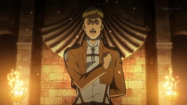 進撃の巨人 Season2 35話 (33)