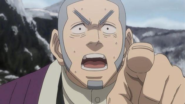 ゴールデンカムイ 9話 (10)