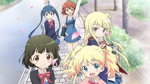 【金髪】カワイイ金髪の外人キャラ♀が出てくるアニメを教えてくれぇえええ!!(画像あり)