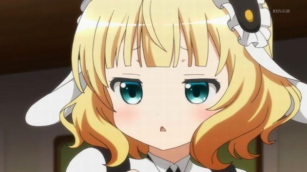 アニメ『ご注文はうさぎですか?』ってシャロこと桐間紗路ちゃんが一番かわいいだろ・・・!!(画像・解説あり)