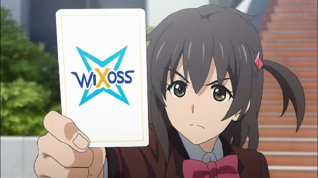 Lostorage conflated WIXOSS 7話