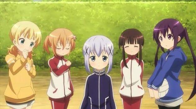 【最カワ】アニメ・ごちうさの中で一番かわいくて愛しい「あの娘」の画像ください!!(画像あり)