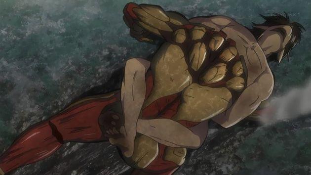進撃の巨人 Season2 33話 01