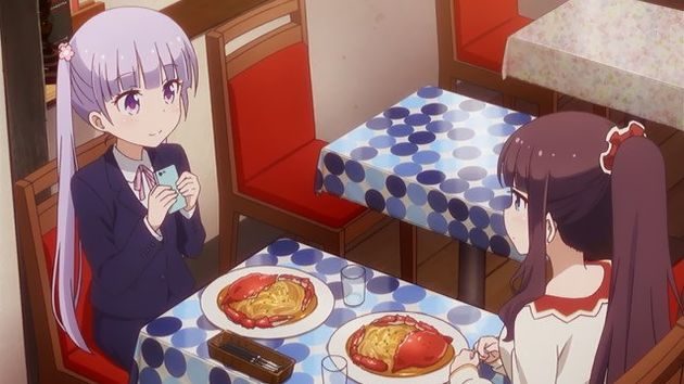 「NEW GAME!!」3話 (13)