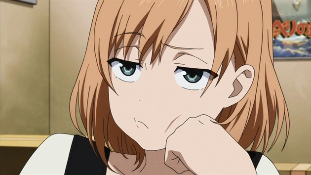 アニメキャラ 頑張る女の子 アニメ