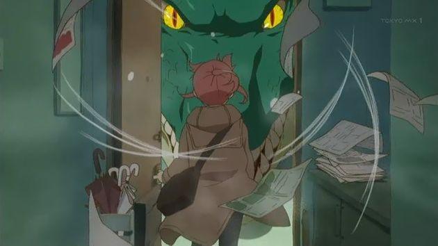 小林さんちのメイドラゴン 1話 感想