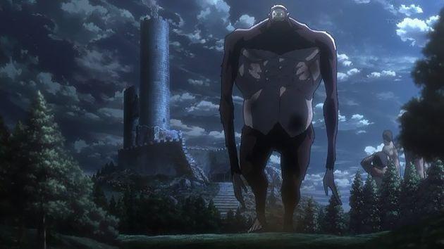 進撃の巨人 Season2 34話 25