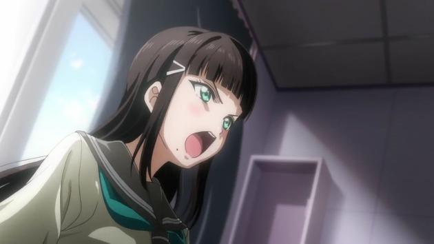 黒髪 アニメキャラ ランキング