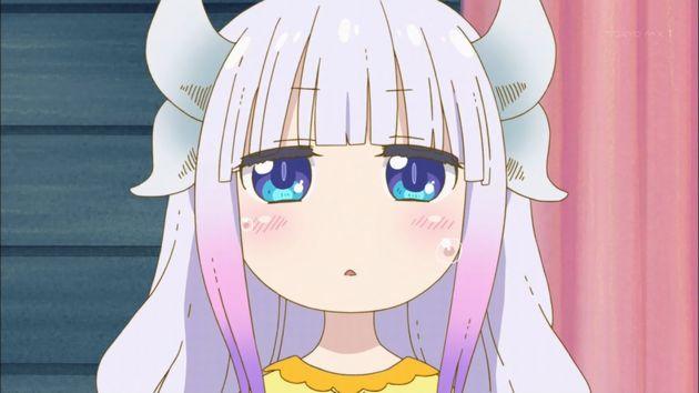 小林さんちのメイドラゴン 8話 感想 04