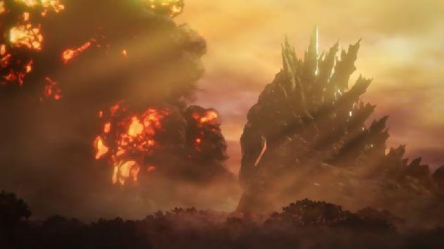 アニメ映画 GODZILLA 怪獣惑星