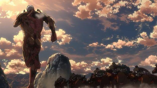 「進撃の巨人 Season2」36話 (06