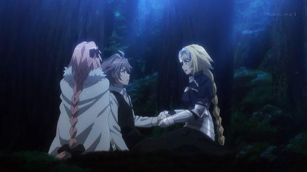 「Fate/Apocrypha」4話