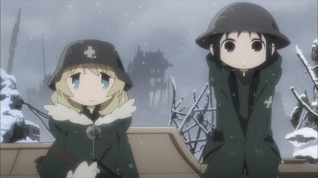 2017年アニメ