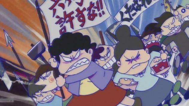 おそ松さん二期 1話 (19)