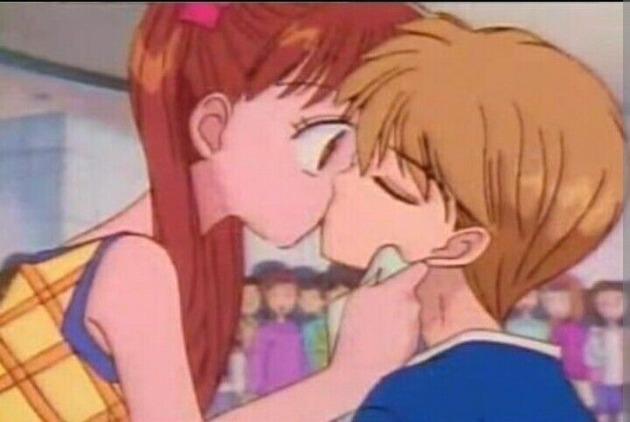少女アニメ