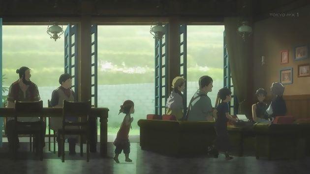 ヴァイオレット・エヴァーガーデン 4話 (13)