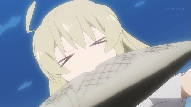 【少女終末旅行】2話感想 金髪少女のユーリはアホな子だったんだ!そんな気はしていたけどさ…!!