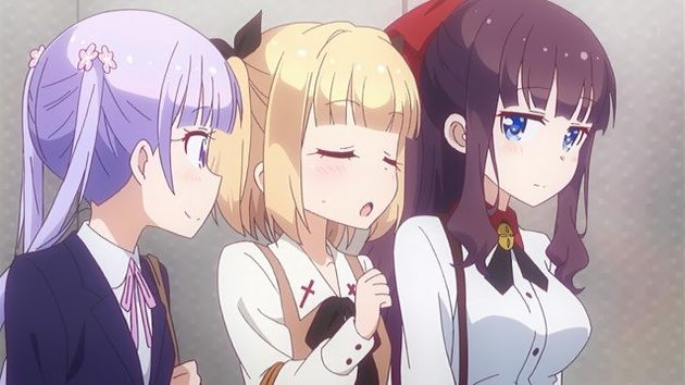 「NEW GAME!!」2話 (22)