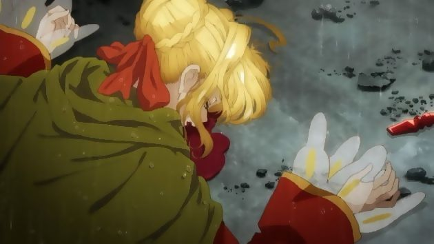 Fate/EXTRA 8話