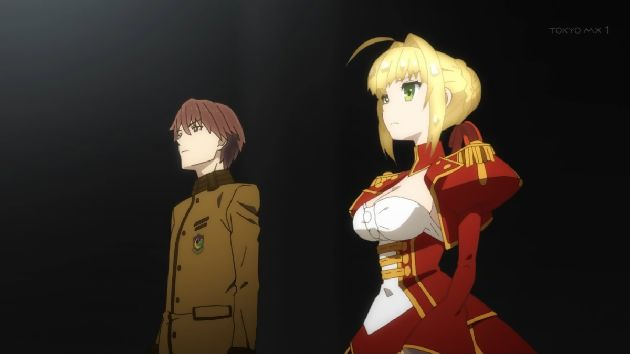 Fate/EXTRA 10話 (16)